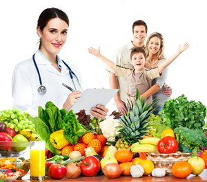 nutritionist, chiropractic care
